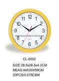 Best Selling moderno relógio de parede promocionais simples