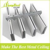 2018 Sistema de techo Deflector de metal de aluminio para el edificio de oficinas