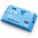 Regolatore/regolatore solari di Epever 10A 12V/24V con USB-5V/1.2A Ls1024EU