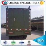 6X6 Vrachtwagen van het Voedsel van het Leger Miltary van de Aandrijving van het alle-wiel off-Road Mobiele