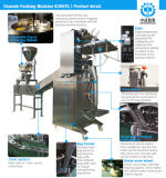K398 de Volledige Automatische Verticale Machine van de Verpakking van het Voedsel van Cornflakes Verzegelende