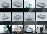 Baignoire ronde à fausse couche en marbre