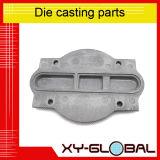 Части клапана утюга заливки формы точности штуцеров Xy-Гловальной изготовленный на заказ заливки формы точности алюминиевые