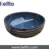 Керамические санитарные изделия с тазиком цвета (C-1044)