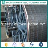 Molde de cilindro de acero para formar la sección de la máquina de papel