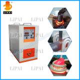 Machine de chauffage à induction à brasage à soudure de tuyaux avec refroidisseur