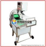 Coupeur commercial et élevé de fruit d'Efficency, machine de découpage végétale, coupeur de légume vert
