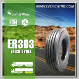 neumático del acoplado 13r22.5 del departamento del neumático de reemplazo del neumático de los neumáticos del camino