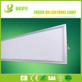 Luz de painel retangular brilhante super do teto do diodo emissor de luz de 300*1200mm