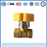 Tipos de válvulas para el contador del agua
