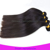 Волосы девственницы 100% сырцовые Unprocessed дешевые прямые перуанские