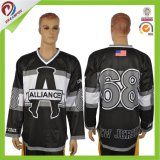 Ultimate Dry Fit Custom Sublimation Ice Hockey Jersey Design