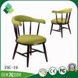 Cadeira de cozinha de estilo europeu elegantes de faia para exterior (ZSC-19)