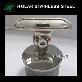 Diseño moderno de la montura de la barandilla del acero inoxidable