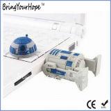 Movimentação do flash do USB do robô 8GB do Star Wars R2d2 (XH-USB-047)