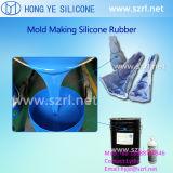 Grcプラチナ鋳造物のシリコーンのための液体のシリコーンの原料