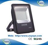 Reflector de la luz de inundación del precio competitivo SMD5730 200W LED de la alta calidad de Yaye 18 200W SMD5730 LED con Ce/RoHS