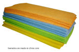 Microfiber車のクリーニングのタオルまたは家具のクリーニング