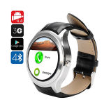 D5 plus ROM-intelligente Armbanduhr des intelligenten Uhr Bluetooth GPS Kamera WiFi 512MB RAM-4GB