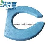 Blauwe Kleur, Kussen van de Zetel van het Toilet van het Ontwerp van de Manier het Decoratieve