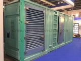 generatore elettrico della produzione di energia del motore diesel di 125kVA/100kw Cummins Engine