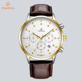 Relógio de Mens luxuoso do cronógrafo no relógio de pulso do aço inoxidável da venda para os homens 72764