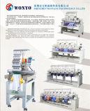 単一ヘッド12針の高速刺繍機械Wy1201c
