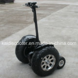 Off-Road Four Wheels Electric Scooter Fat Tire 48V 12ah 700W