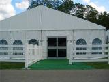 結婚披露宴またはイベント党のためのモーターショーのアーチの玄関ひさしのテント