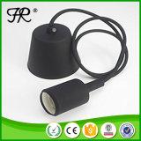 2016 schwarze Silikon-Lampe/Silikon-Anhänger-Licht