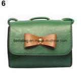Mini sacola para câmera feminina Sacola para corpo cruzado bolsa de cor de doces (BDMC019)