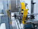 Machine d'étiquetage en tube de tuyaux en plastique doux et automatique