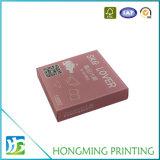 Pequenos itens de embalagem Caixa de papel de impressão