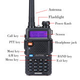 8W Baofeng Doppelbandhandradio UV-5rhp