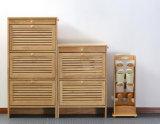 Pé de madeira sólida parasitológico de fezes moderna sala de estar nas fezes (M-X2062)