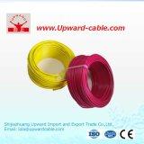 Calor da alta qualidade que resiste o fio UL1007 elétrico isolado PVC
