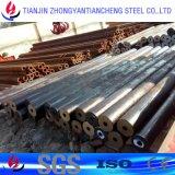 4140 4130 42CrMo4 Tubo de aço leve em qualquer formato no estoque de aço