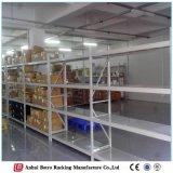 Prateleira de aço personalizada de Longspan do armazenamento com certificação do Ce