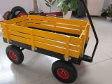 Boîte à outils en bois Tracteur routier pour bébé ou enfant