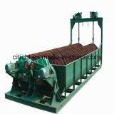 Классификатор системы железной руд руды золота Dewatering спиральн