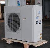 Tipo de caja de aire unidad condensadora enfriada