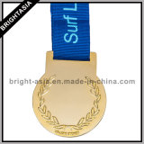 Gold Awards Medal for Competition with Medal Rbbion (BYH-10793)