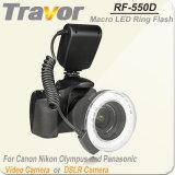 Micro en Flash para Nikon y Canon DSLR