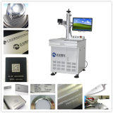 Отметка лазера металла маркировки лазера металла машины маркировки лазера металла