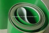 PVC de bande de conveyeur de faible puissance de PVC et d'unité centrale ceinturant à plat