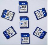 Atacado Bulk Taiwan Memory Card 128MB-64GB Classe 10 SD Card