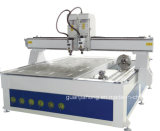 ranurador rotatorio del CNC del eje de 1325 2.o &3D