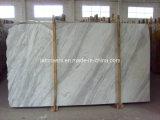 Естественная плитка пола Volakas белая каменная мраморный для декоративной, справляясь