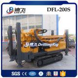 200m Dfl-200sfull hydraulisches Felsen-Bohrgerät für Verkauf