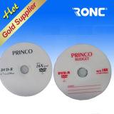 ウガンダの市場のための工場価格のバージン物質的なPrinco DVD-R 16X 4.7GB